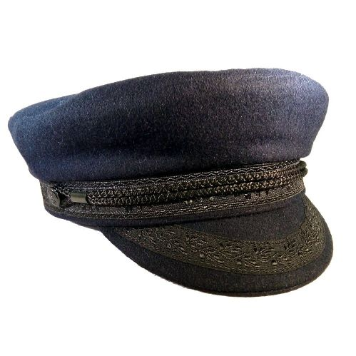 Genuine Guy Cotten French Breton Navy Cap - Sizes Available